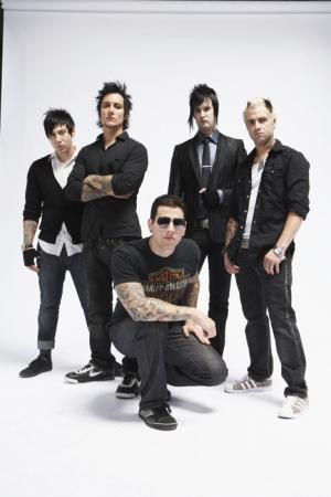 Vertical Avenged Sevenfold