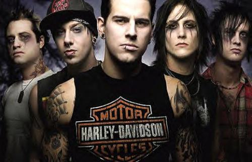 Horizontal Avenged Sevenfold