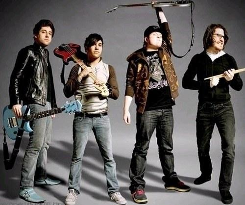 Horizontal Fall Out Boy