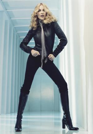 Vertical Madonna