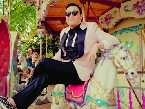 Horizontal Psy
