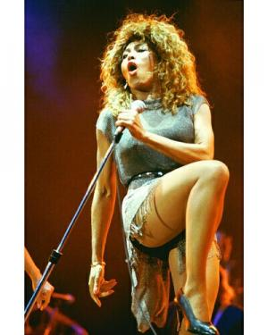 Vertical Tina Turner