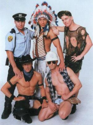Vertical Village People