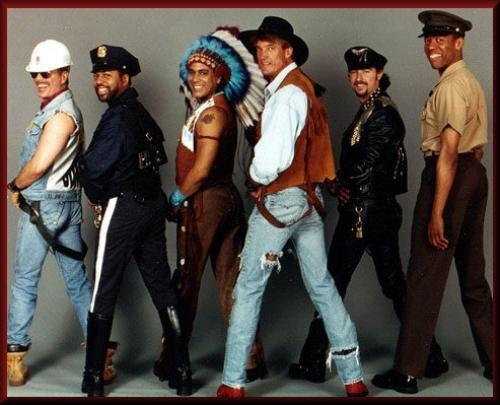 Horizontal Village People