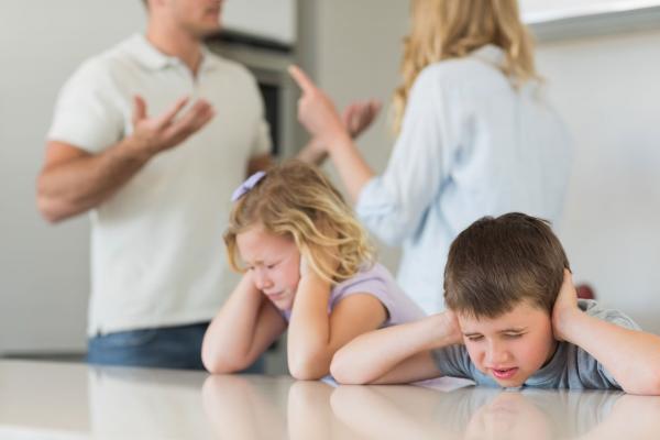 Temas Como Sufren Los Hijos Las Peleas De Los Padres