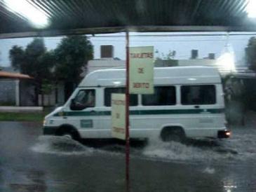 Donde Va La Gente Cuando Llueve