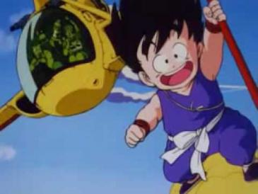 La Fantástica Aventura (dragon Ball)